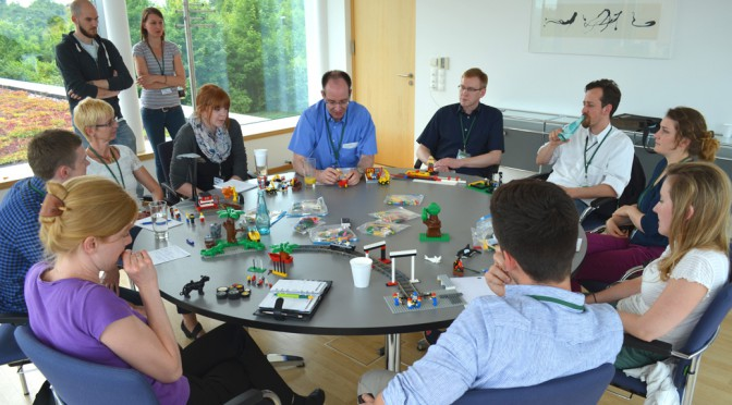 LEGO Serious Play™ in der Praxis